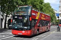 EU05DVW London City Sightseeing