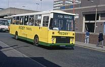 VCW597Y Redby,Sunderland Blackpool CT