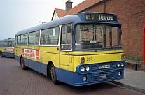OSJ644R Retford & District Western SMT