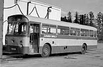 73DL34 (JHA248L) Londonderry & Lough Swilly Railway Ulsterbus Midland Red South BMMO