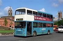 B138GAU Arriva Derby Derby CT
