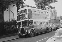 J8683  (OLD624) Jersey MT London Transport