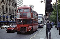 807DYE GM Buses London Transport