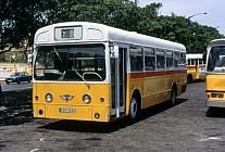 EBY534 (EGN572J) Malta Operator London Transport