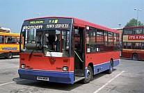 H94MOB Border Buses,Burnley London Metroline London Buses