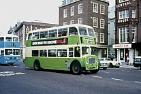 ENJ69C Southdown Brighton,Hove & District