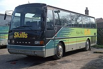 CAZ2045 Skills,Nottingham Scancoaches,North Acton