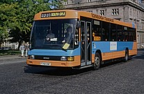 F792DWT Edinburgh Transport Optare Demonstrator