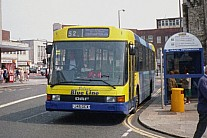 J45GCX Solent Blue Line Marchwood,Totton