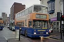 G374NRC Centrebus,Leicester Nottingham CT