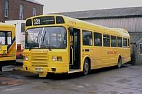 VBG127V First Dorchester Merseybus Merseyside PTE