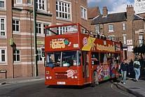 MUI7853 (G951FVX) (90D1012) City Sightseeing,Oxford Dublin Bus