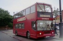 S848DGX Chambers,Bures Go Ahead Metrobus