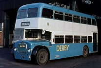 465FRB Derby CT Blue Bus,Willington
