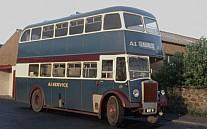 NTF9 A1(Docherty),Irvine Leyland Demonstrator