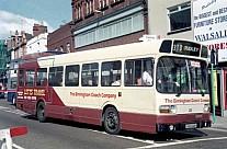 GHU641N Birmingham Coach Company Bristol OC