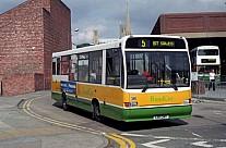 L81CNY RoadCar Yorkshire Traction Comlaw Bebb Llantwit Fardre