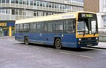 D103NDW Metrobus Merthyr Tydfil CT
