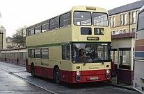 A752NNA Rossendale Stagecoach Manchester GM Buses GMPTE
