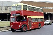 DAU352C Red Rover,Aylesbury Nottingham CT
