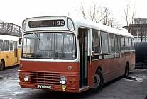 PYS996G Mid-Warwickshire Motors,Balsall Common GGPTE Glasgow CT