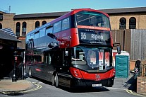BF67GOE Transdev Harrogate & District