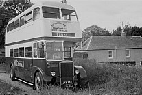 JXN363 McLennan,Spittalfield London Transport