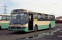 J325BVO McKindless,Wishaw Trent Barton