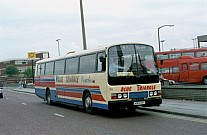 UDW639Y (AAX562A) (PKG105Y) Blue Triangle,Bootle National Welsh