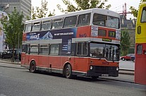 ANA152Y First Manchester GM Buses GMPTE
