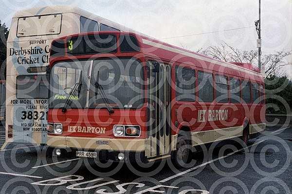 PRR459R Trent Barton