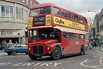 539CLT Southampton CT London Transport