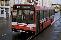 XSU612 (PWT278W) Rebody Sussex Bus,Ford WYRCC
