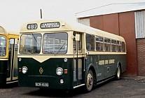 BCW469B Warstones(Green Bus),Great Wyrley Burnley & Pendle BCN JOC