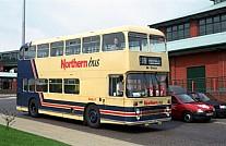 KAU327N (ORC256N) Northern Bus,Anston Trent