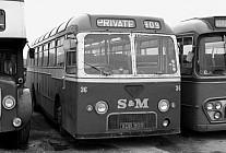 Smith&May(Castlepoint Bus Company),South Benfleet GMPTE SELNEC PTE NWRCC