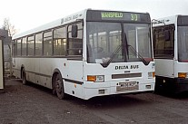 M836RCP Delta,Kirkby-in-Ashfield Pride of the Road,Huddersfield