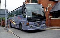 SIW8268 (C392DML) Bryn Melyn MS,Llangollen Pritchard,Shifnall Leyland Demonstrator