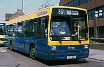 F165SMT Metrobus,Orpington Miller,Foxton