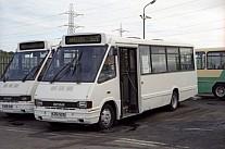 K351SCN McKindless,Wishaw Go-Ahead Gateshead