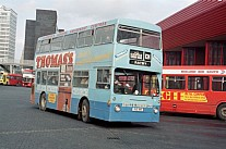 OUC51R Astill & Jordan,Ratby London Transport