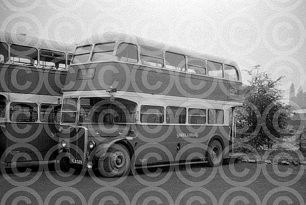 KLB529 Ledgard,Armley London Transport