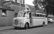KAB283 Cream Bus,Stamford Johnson,Stourbridge