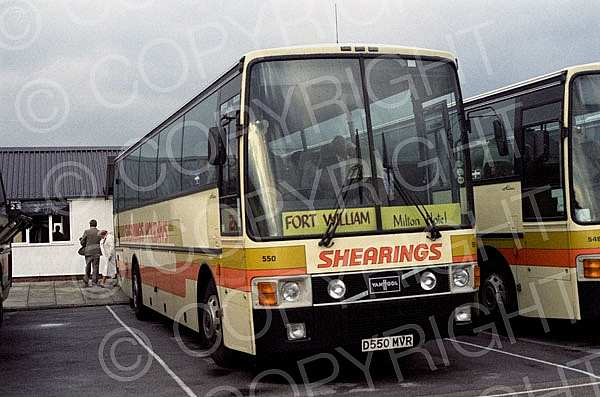 D550MVR Shearings