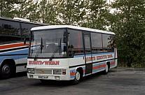 E627HJF Hursts,Wigan Potter,Brantham