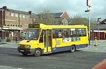 R399CVR South Lancs.Travel Bellair&Dootson,Leigh