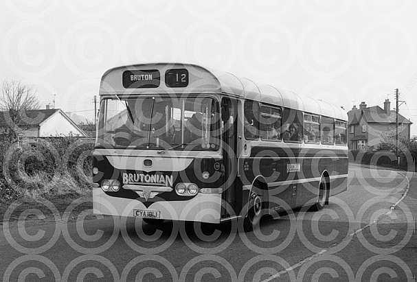 CYA181J Brutonian(Knubley),Bruton H&C,South Petherton