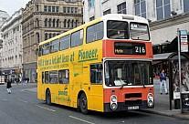 B122TVU GM Buses GMPTE