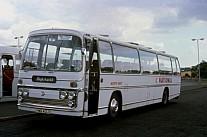 HWB412J National Travel North East Sheffield United Tours