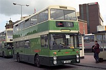 JDB121N Stagecoach Ribble East Midland - Frontrunner(SE) GM Buses GMPTE